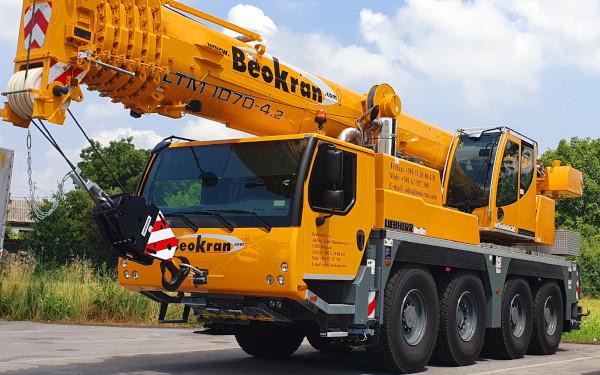 90 Tona LIEBHERR LTM 1090-4.1